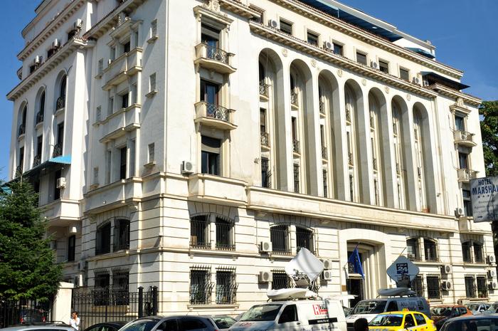 2018-as adatok a romániai bíróságok terheléséről